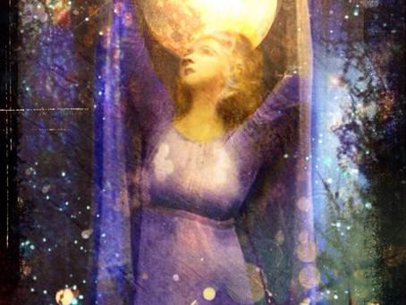 Aquarius Full Moon--Kingdom or Community