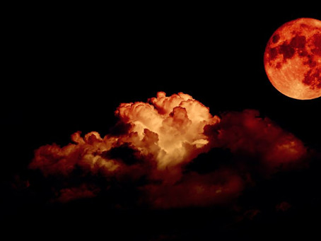 Weekly Astrology Forecast--Lunar Eclipse--What is Real?
