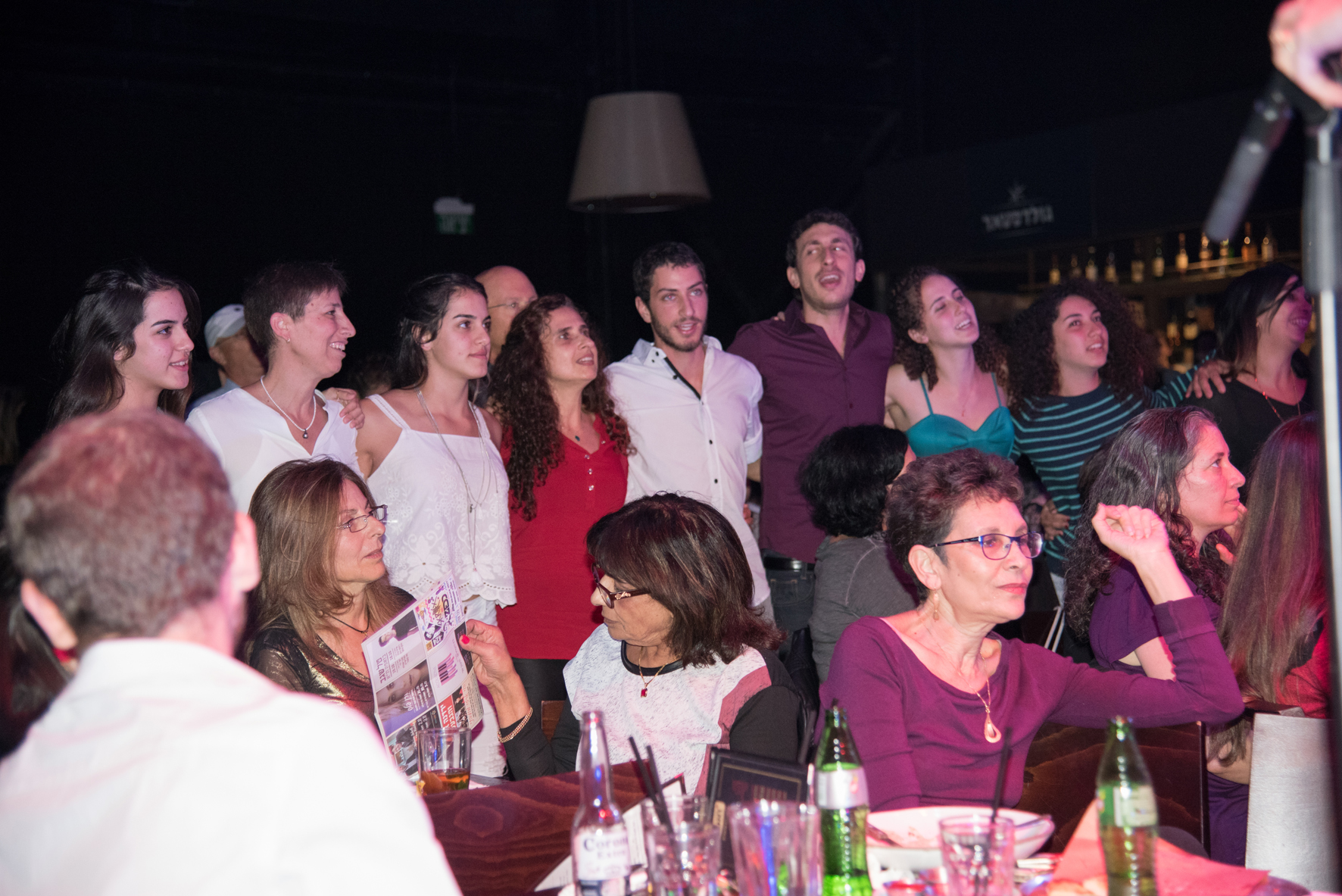 הופעה בזאפה