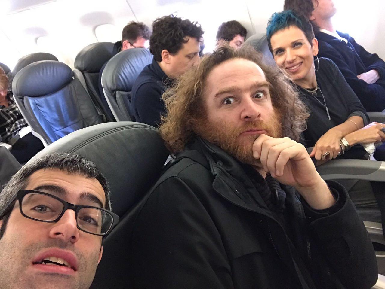 בטיסה מסינסינטי לניו יורק