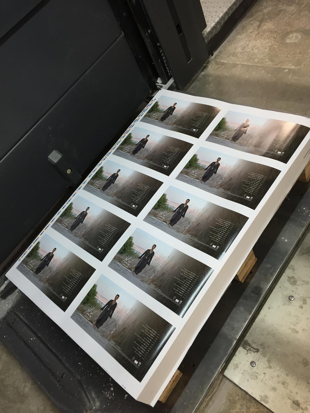 הדפסת חוברת האלבום לכי לך