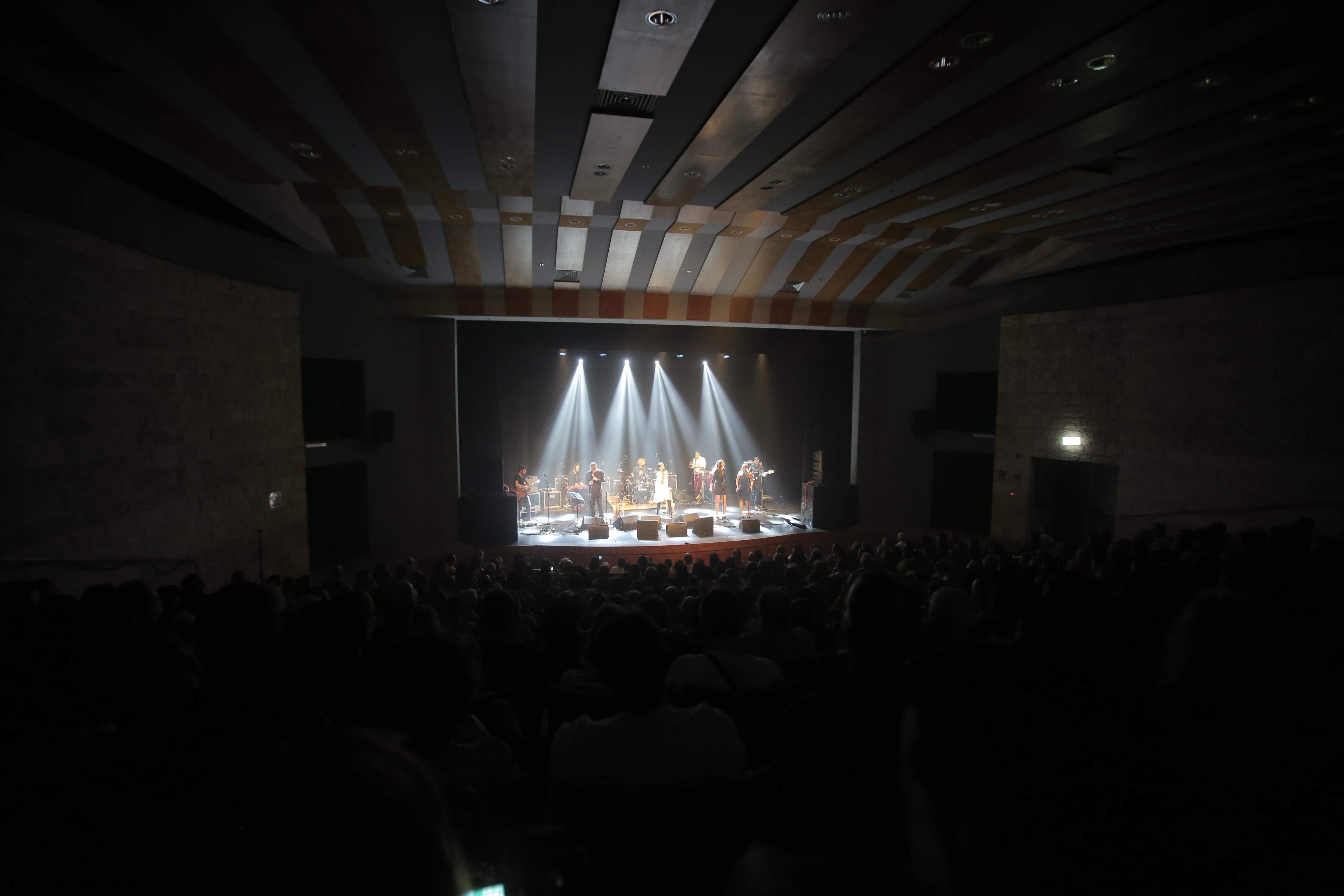 הופעה בתל-מונד