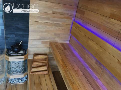 Sauna Portátil Línea Kubik