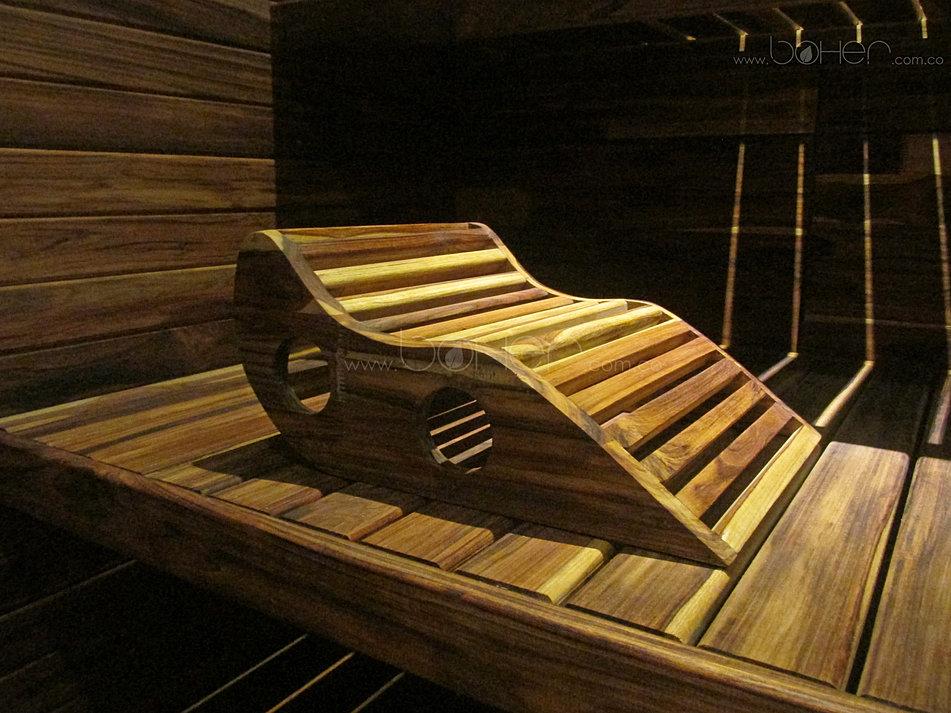 Tipos de saunas cabine sauna seca with tipos de saunas - Tipos de saunas ...