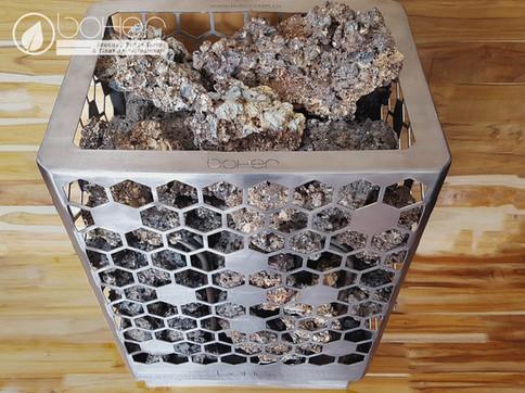 Generador de calor Eléctrico para Sauna Kubik