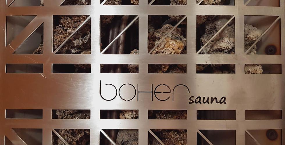 Generador de calor Eléctrico para Sauna Slice