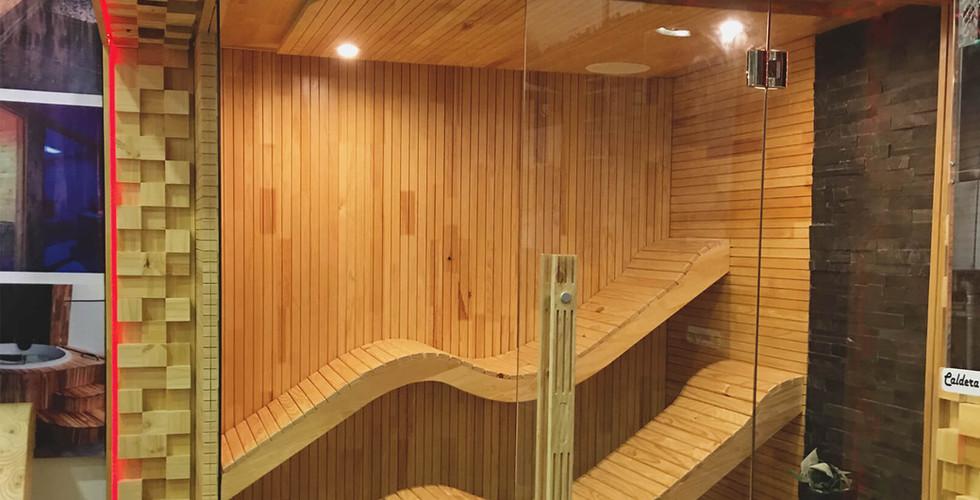 Sauna Portátil Línea Koncept
