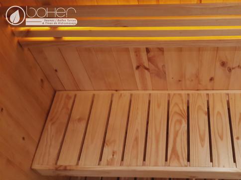 Sauna Portátil Línea Classic
