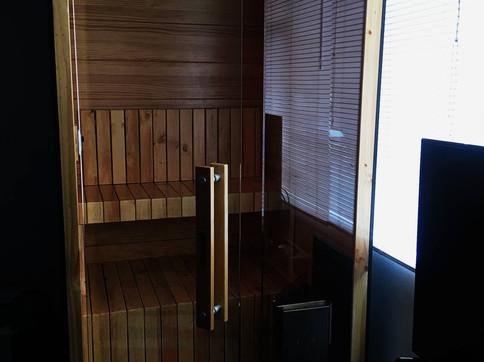 Sauna Portátil Línea Dekor