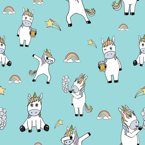 Unicorn on the Sesh Wrap