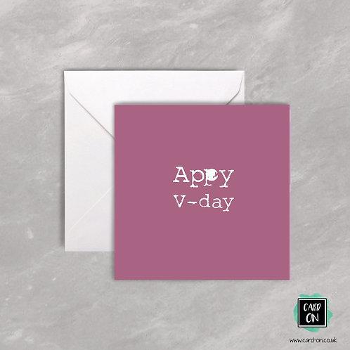 Appy V-day