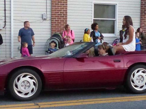 Caesar Rodney Homecoming Parade