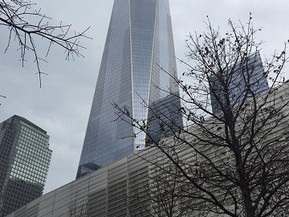 FSCC Members visit World Trade Center Museum in NYC