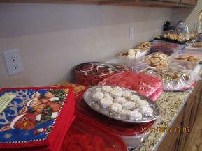 Annual Cookie Exchange