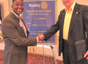 FSCC Visits the Dover-Capital City Rotary
