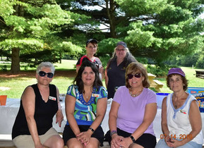 First State Corvette Club Annual Picnic at Killen's Pond
