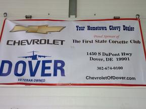 Chevrolet of Dover's Banner