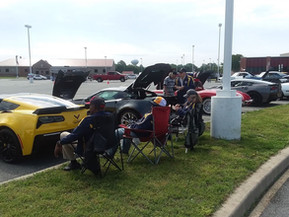 Smyrna Clayton Rotary Car Show