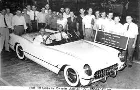 Happy Birthday Corvette
