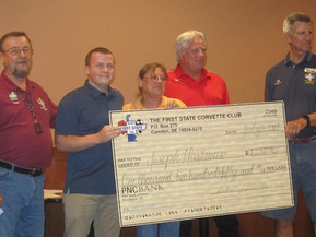 Rick Berry Scholarship Winner