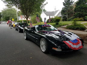 Dover's 4th of July Parade