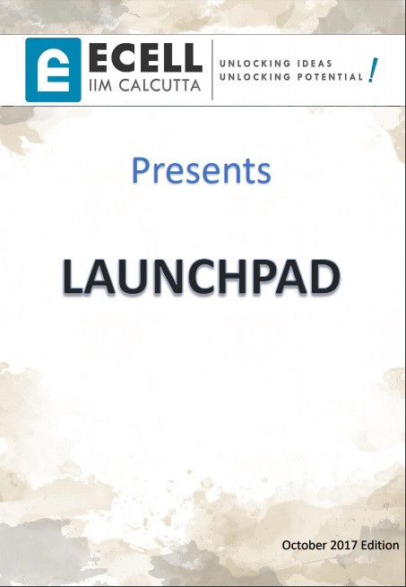 Launch Pad - October 2017