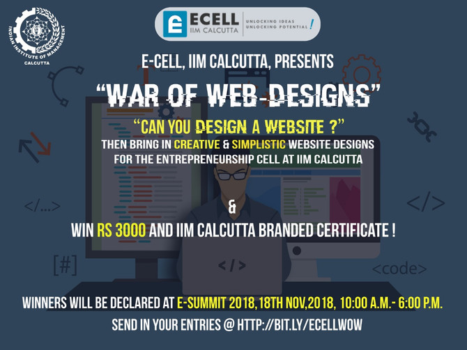 War of Web-Designs