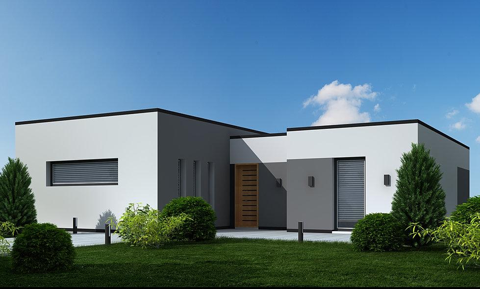 Maison bbc prix vente maison 3 chambres metz prix 295 000 for Prix du m2 pour une maison neuve