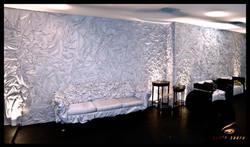 sofá e parede