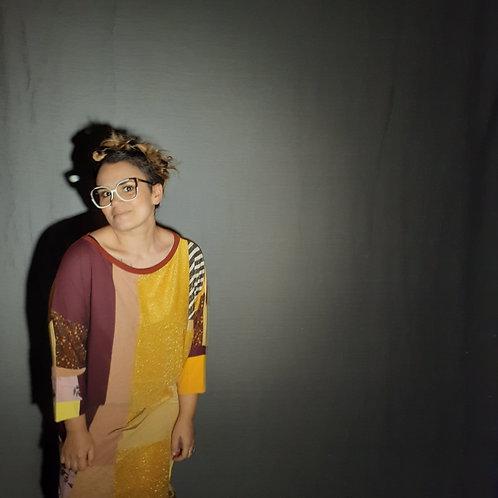 vestido Mary Gislaine