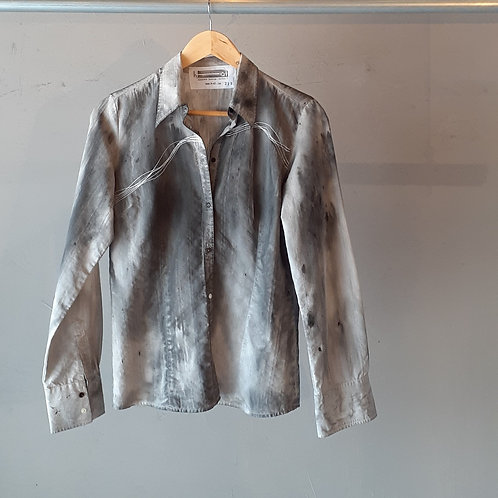 Camisa tingida