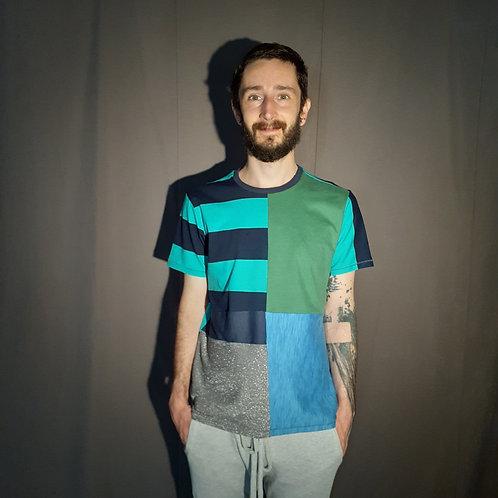 camiseta divisão celular Azul (1/4)