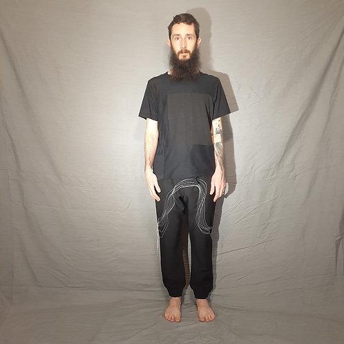 camiseta preta G