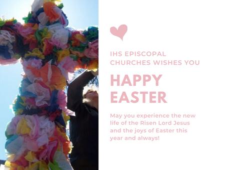 An Easter Message from Fr. Ben