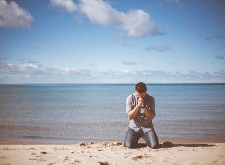 Prayer Desert