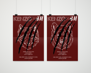 Kenzo Posters