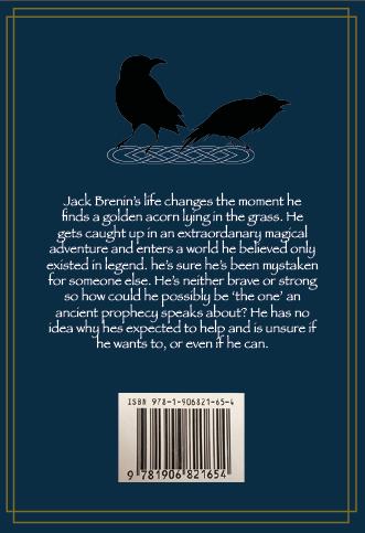 Golden Acorn Blurb