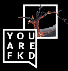 Logos- YOU ARE FKD