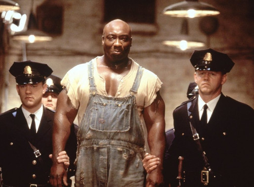 Warning! Spoilers- The Green Mile