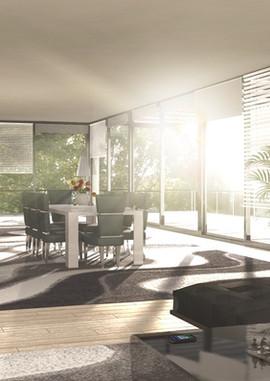 3D intérieure - Villa à Mougins(06) - 2018 par Bureau des Perspectives 3D