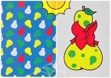 happy socks illustration zine by Mikko Heino