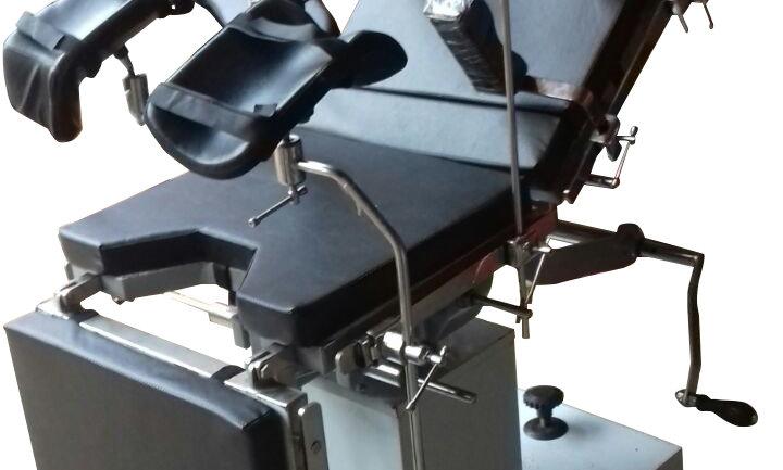 Super Deluxe Hydraulic OT Table