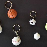 Sport Keychains