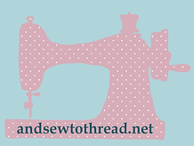 And Sew To Thread Logo 2015