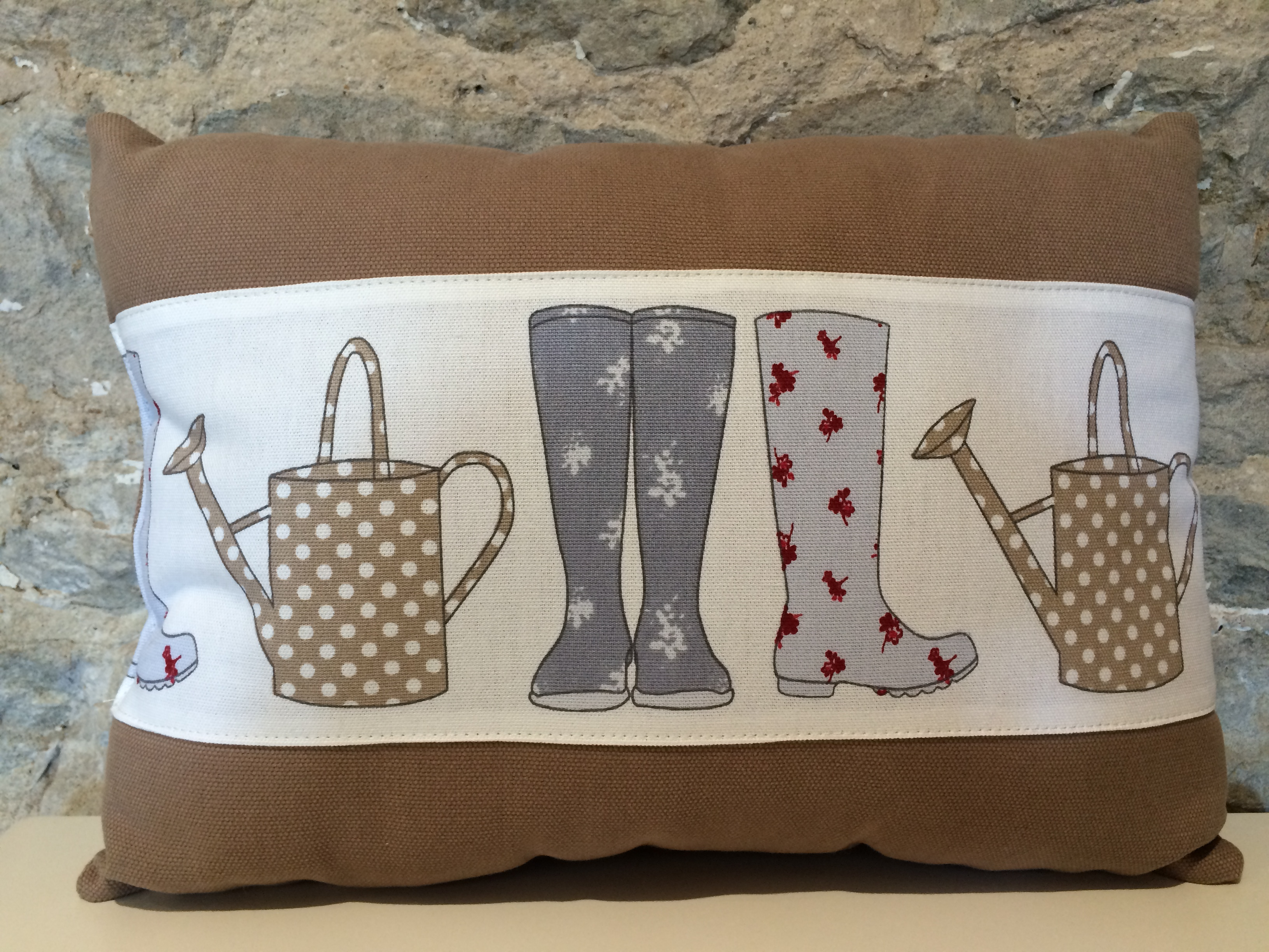 Watering Cans & Wellies