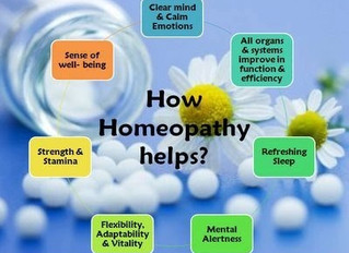 How Homeopathy Helps You Heal