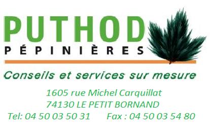 Puthod pépinières