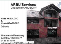 Arbu'SERVICES