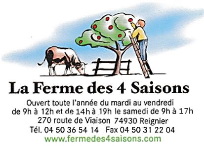 La ferme des 4 saisons