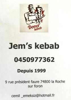 Jems kebab
